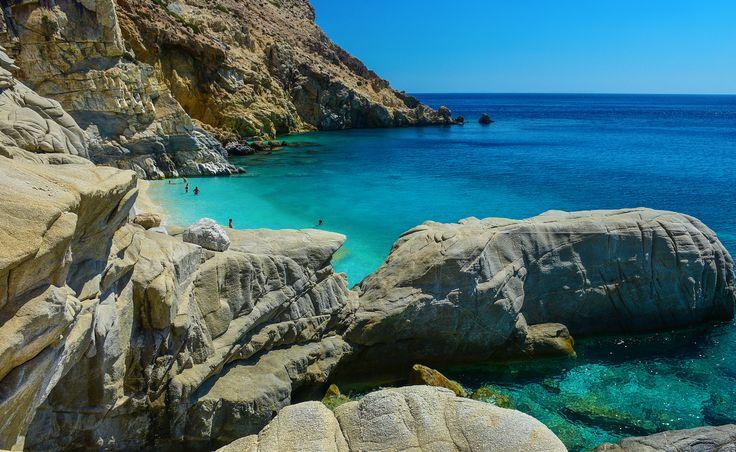 Seychelles beach, Greece