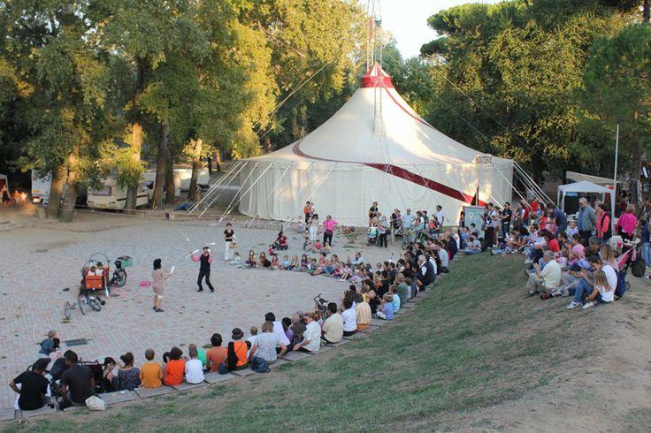 Circo El Grito, firenze, Italy