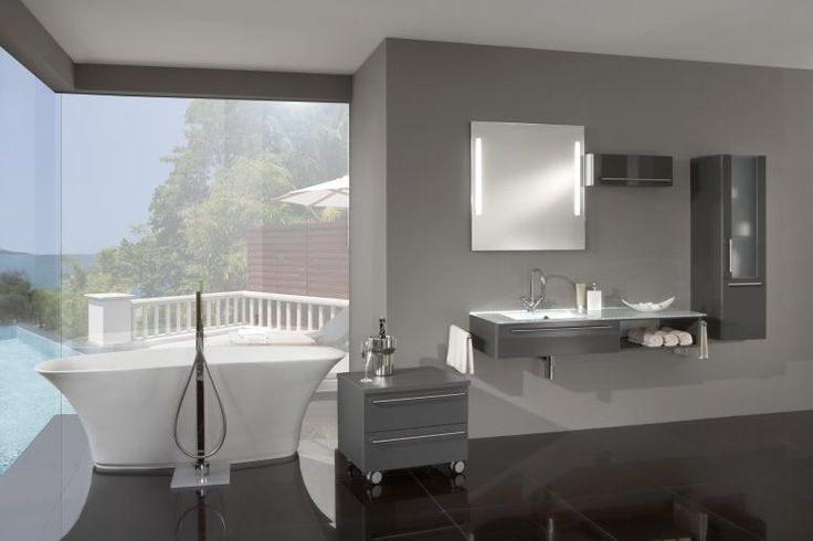 The 33 best Bauformat Bathrooms images on Pinterest | Bathroom ...