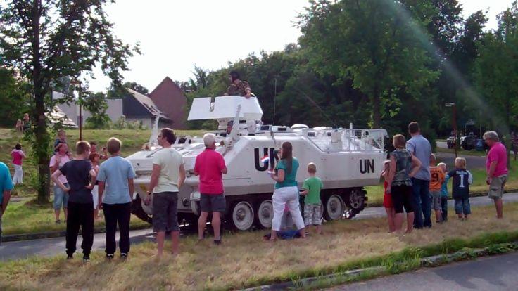Militaire VN voertuig.