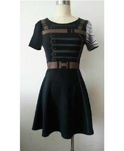 The Winter Soldier Bucky Barnes Cosplay Costum Dress Women Lady Casual RARE   eBay