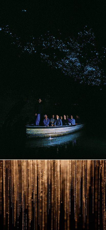 Glow Worm Caves, NewZealand