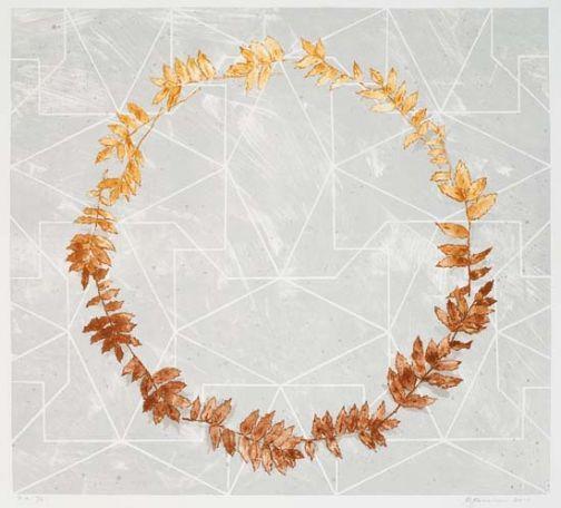 Taidelainaamo - Pekka Parviainen: Samsara, vedos