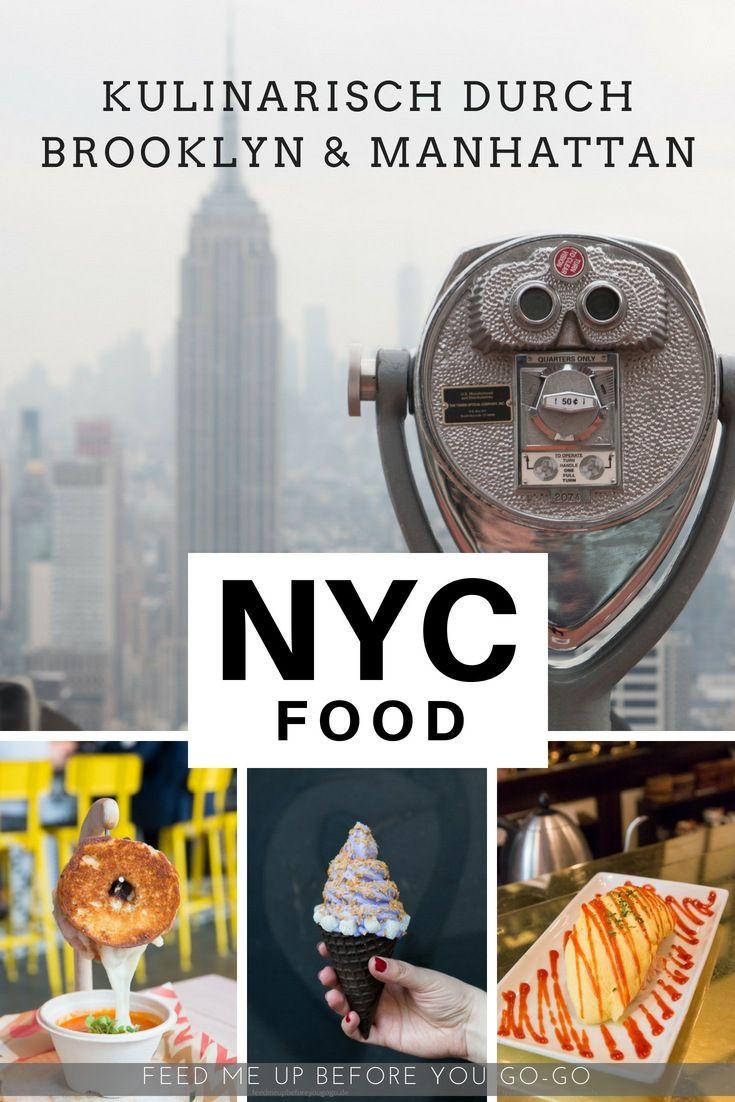 New York Food: kulinarisch durch Brooklyn und Manhattan