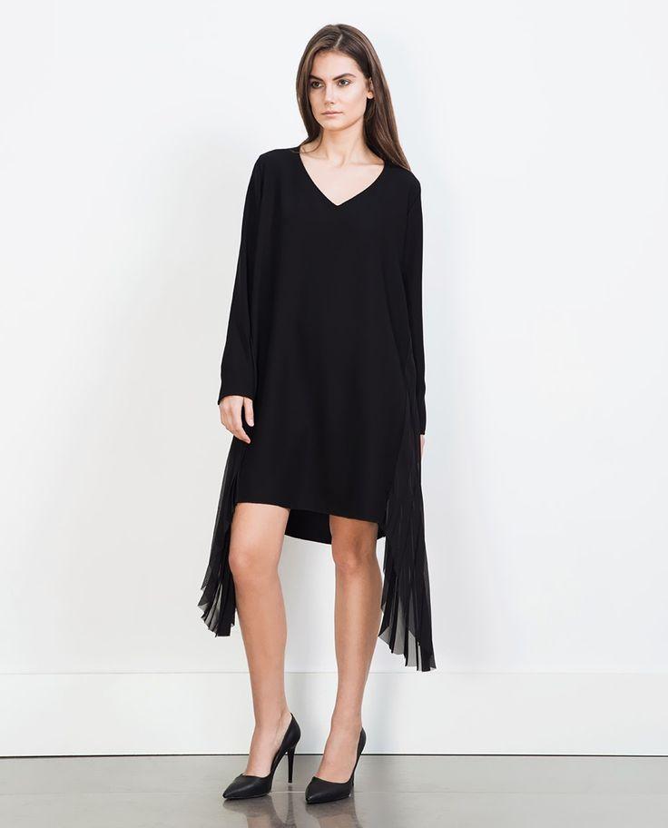 Bare Black Dress