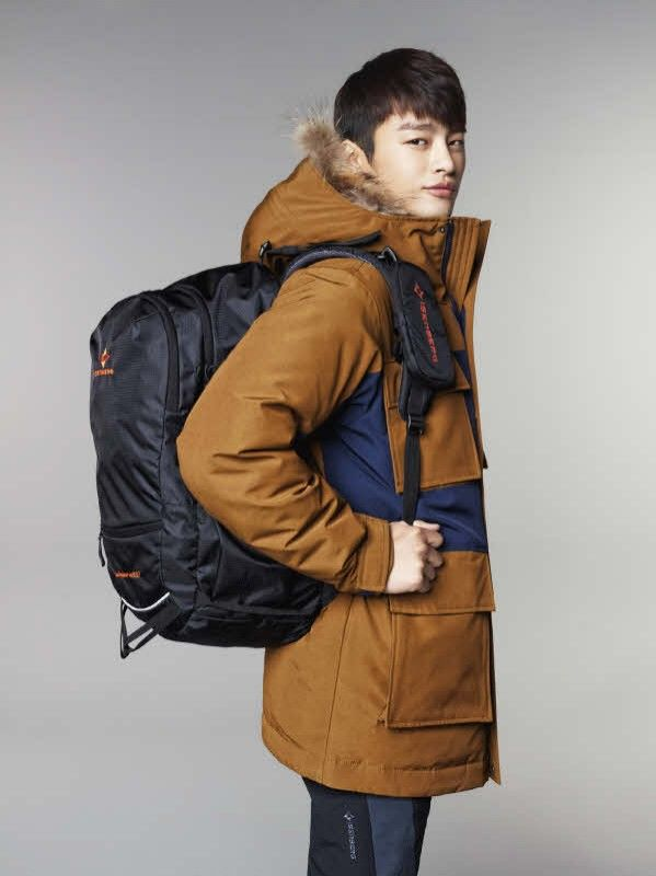 140830 - Seo In Guk, Isenberg photoshoot
