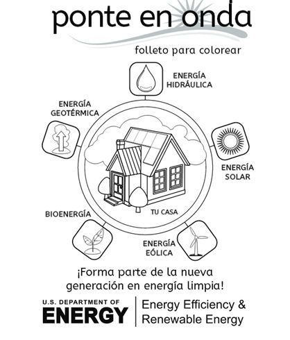Check out the all new Renewable Energy Coloring book in