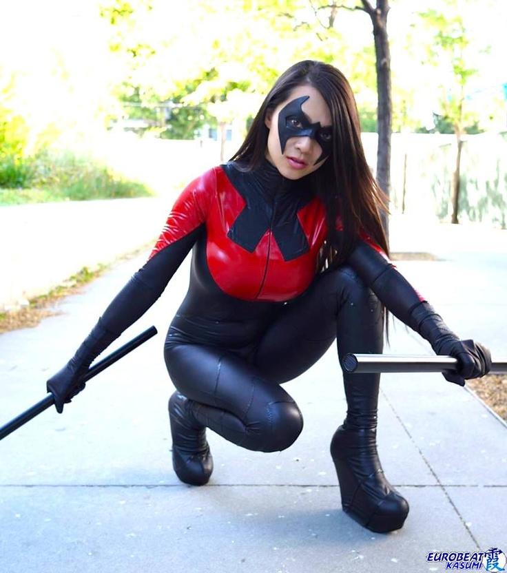New 52 Nightwing (Model: Vampy Bit Me) | Cosplay | Pinterest | Models ...