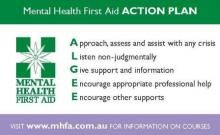 --Action Cards--MHFA Shop | Mental Health First Aid