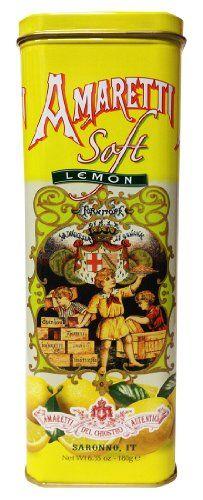 Chiostro Di Saronno Specialita - Orginal Amaretti Soft Lemon Chiostro Di Saronno (Lazaroni) http://www.amazon.de/dp/B001KQFGSE/ref=cm_sw_r_pi_dp_SGvsub1GDVJ6Q