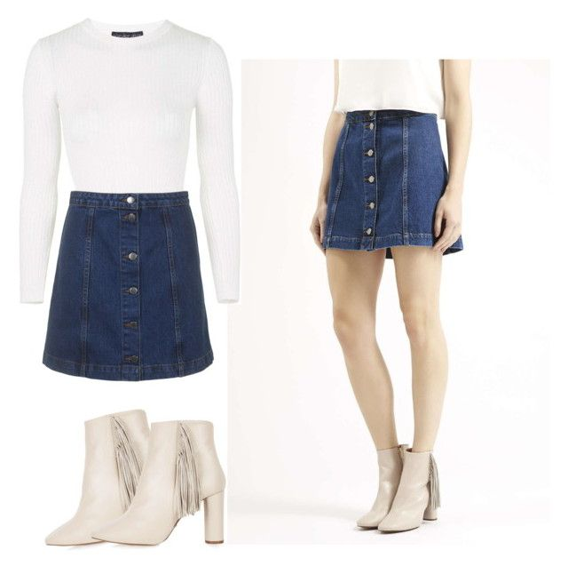 """""""Untitled #143"""" by futte22 on Polyvore featuring Topshop"""