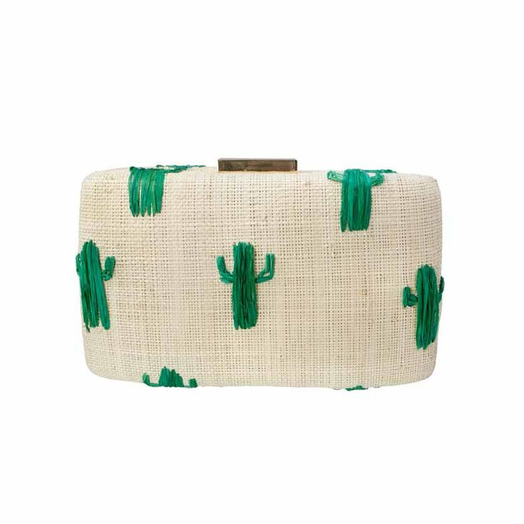 VIDA Statement Clutch - Chlorine Sun Clutch by VIDA
