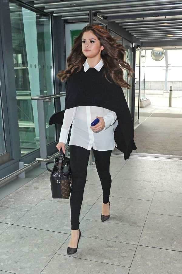 Selena slays the fashion game