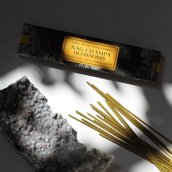 Nag Champa Blossoms Incense – The Wild Unknown