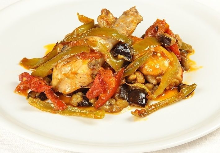 Recette mdarbel djaj mdarbel au poulet de la cuisine - La cuisine juive tunisienne ...
