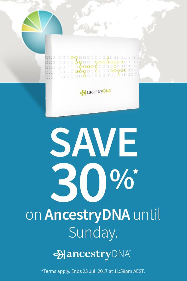 Take a simple DNA test to explore your ethnic origins & find new relatives