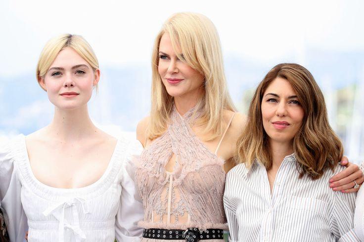 Sofia Coppola is de eerste vrouw in 56 jaar die de prijs voor Beste Regisseur wint tijdens het Cannes Film Festival