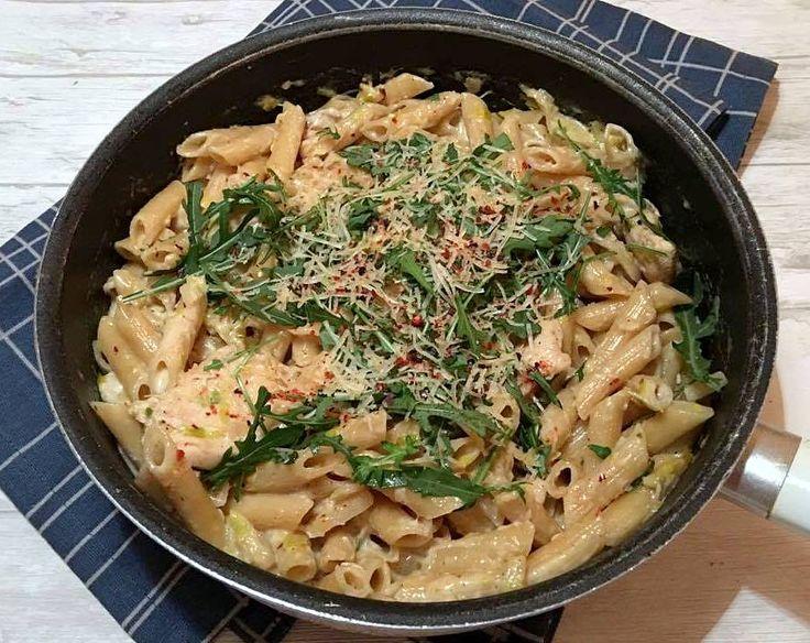 pasta-med-fennikel-og-porre-re
