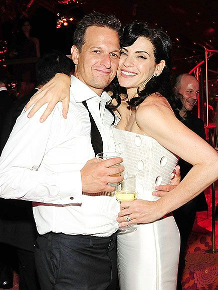 Josh Charles & Julianna Margulies such a lovely pic...I love the Good Wife