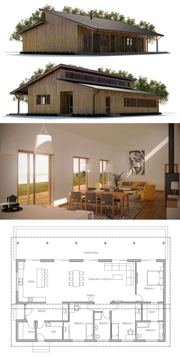 small house plan - Small House Plans