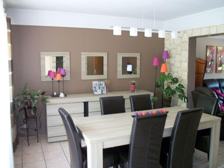 Belle d coration salon salle manger moderne decoration for Belle deco salon