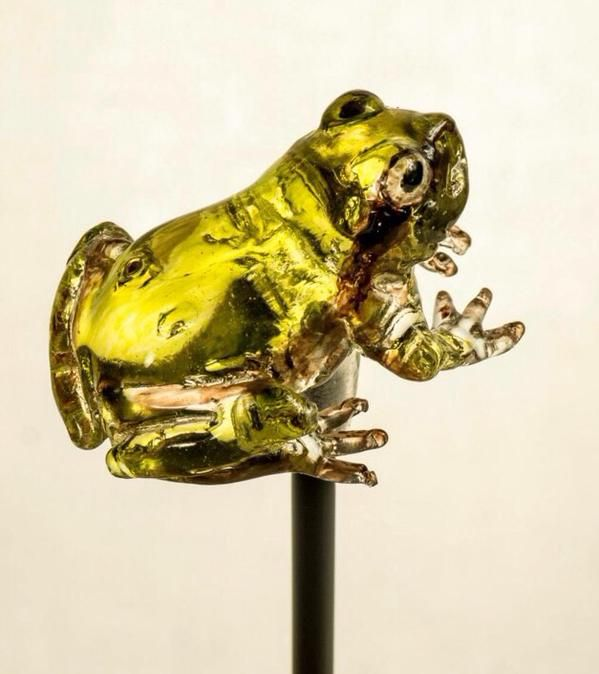 Stunning Japanese Lollipops Are Realistic Animal Sculptures You Can Lick - My Modern Met