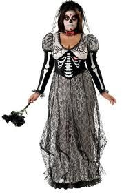 day of the dead witch dress - Google Search