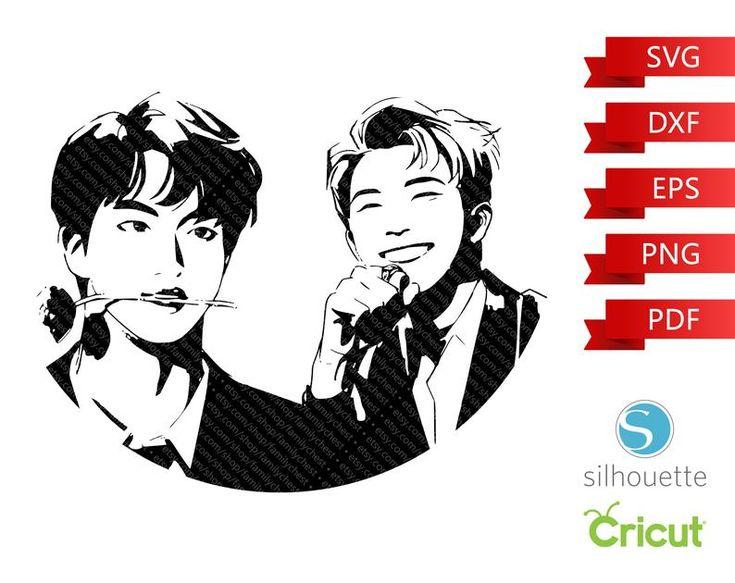 Download BTS Jimin V SVG Bangtan Boys eps Beyond The Scene png ...