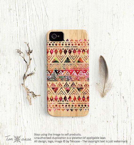 Tribal iPhone 4 / 4s case Tribal iPhone 5 case aztec par TonCase, $22.99