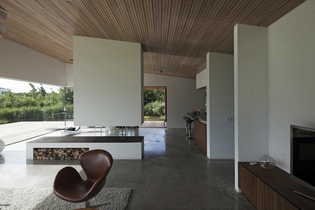 Villa Frenay Almere / 70F Architecture