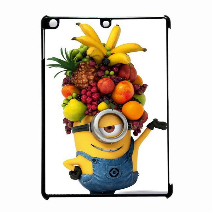 Minion Fruit iPad Air Case