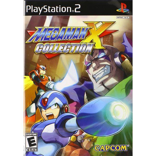 Mega Man X Collection [PlayStation 2]