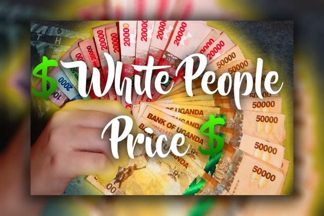 White Man Muzungu Price - African Prices are Too High - http://exploramum.com/2017/09/white-man-muzungu-price-african-prices-high.html