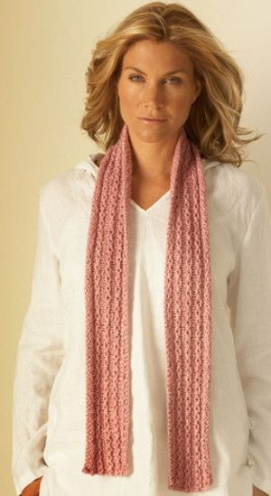 Exelent Skinny Knit Scarf Pattern Embellishment Easy Scarf