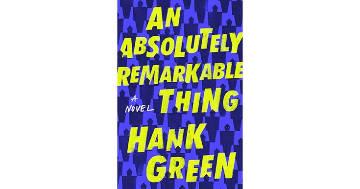 In his muchanticipated debut novel hank greencocreator