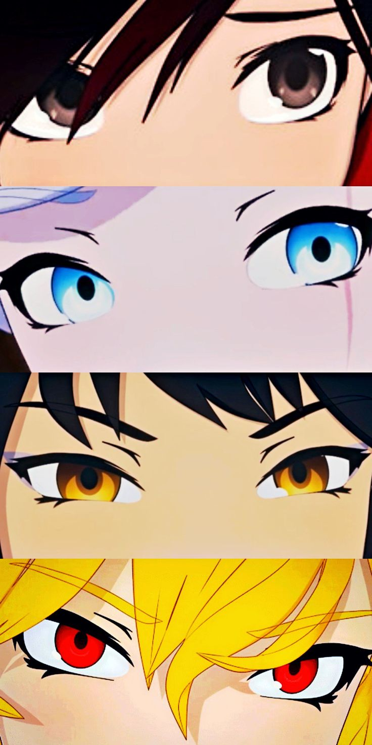 Their eyes tell a story