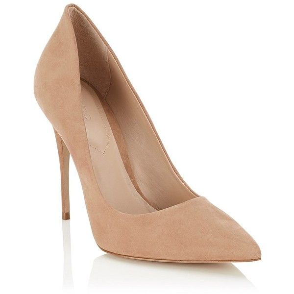 Aldo Pointed Court Heels (280 BRL) ❤ liked on Polyvore featuring shoes, pumps, pointy toe shoes, pointy high heel pumps, pointed-toe pumps, pointy toe high heel pumps and high heel pointed heel shoes