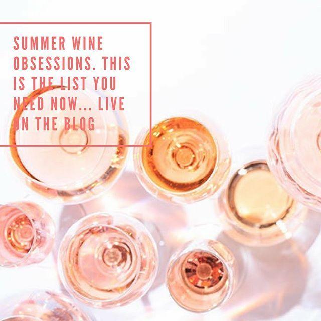 Summer Wine Must-haves. Entertaining,  Wine, summer, rosé, champagne, sauvignon blanc, pinot grigio, riesling, viotnier, crystal stemware, Whispering Angel, St Supery, pinot noir, cabernet sauvignon, Veuve, Dom,