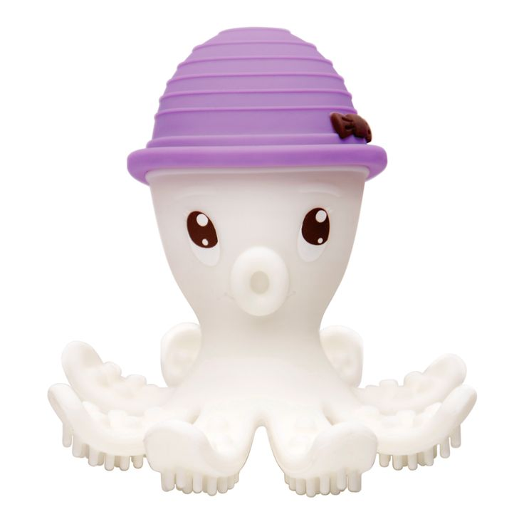 Newly lauched silicone baby teether- Octopus Doo, will have super promotion within this week