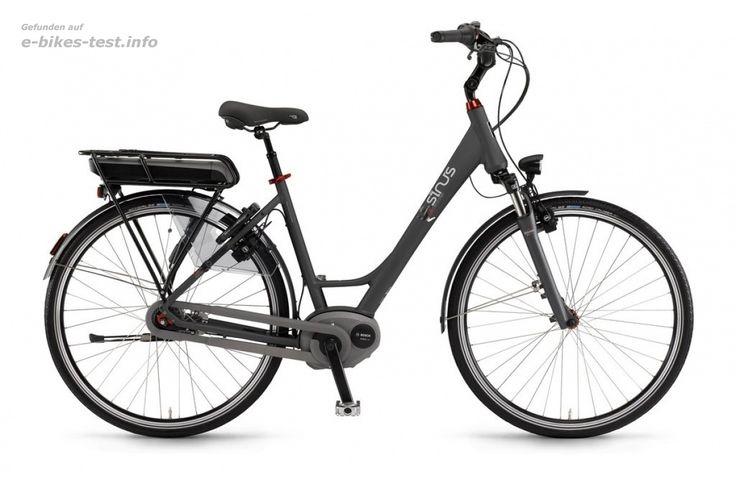 Das Sinus Fahrrad BC35 Einrohr 400Wh 26 Zoll 7-G Nexus FL hier auf E-Bikes-Test.info vorgestellt. Weitere Details zu diesem Bike auf unserer Webseite.