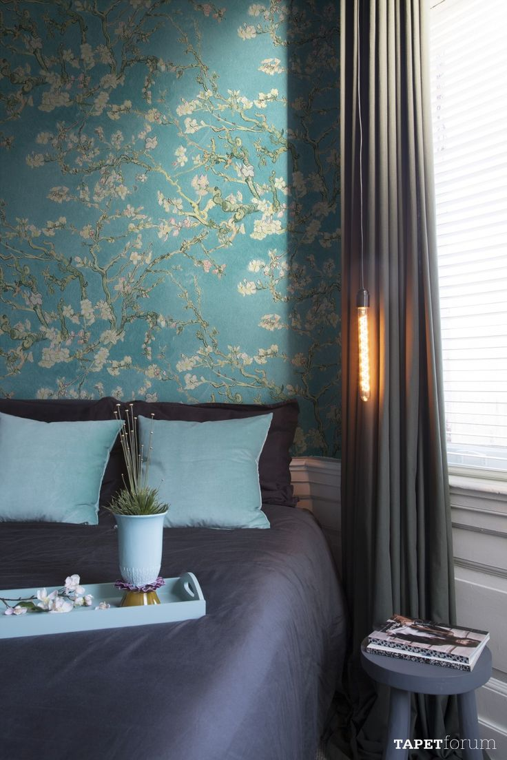 Van Gogh - Almond Blossom - Blå