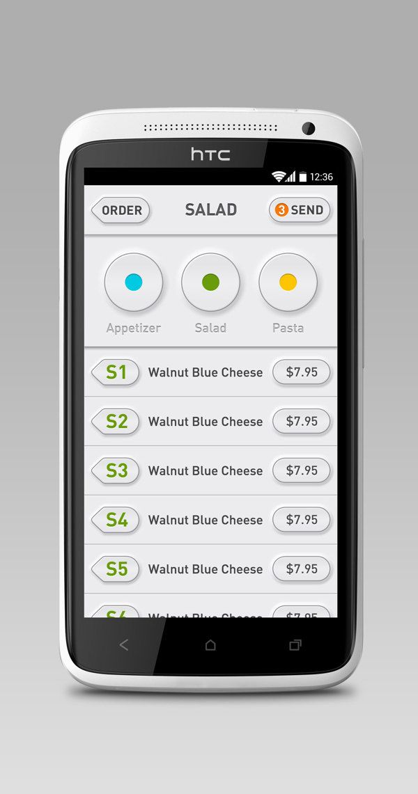 Best images about pos ui on pinterest behance