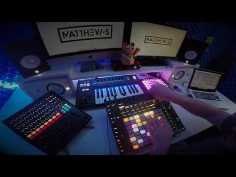 Stand Ableton Push 2 – Kosmo | Matthew S