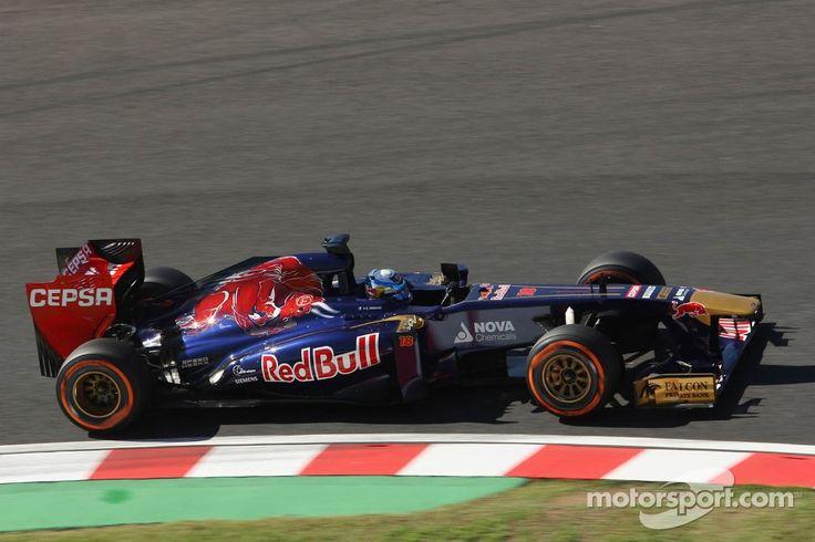 Jean-Eric Vergne, Scuderia Toro Rosso STR8 | Main gallery | Photos | Motorsport.com