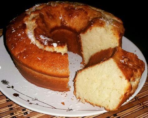 O Bolo de Arroz Cru Delicioso fica uma delícia e é muito fácil de fazer –…