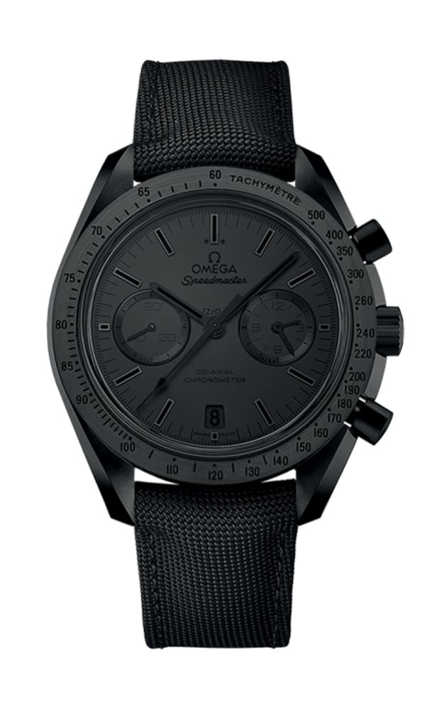"Omega's ""Dark Side of the Moon"" Collection - Acquire"