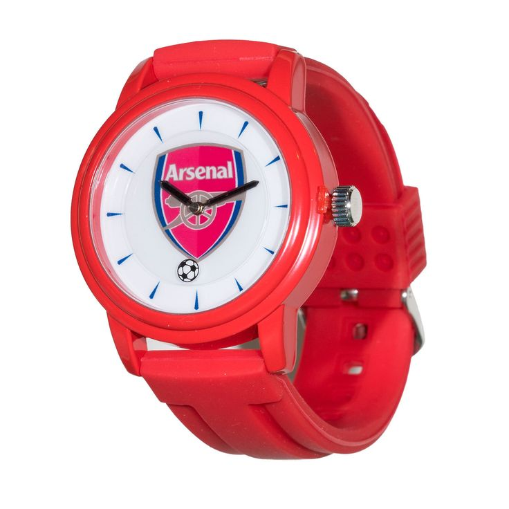 Arsenal Soccer Club AR40-R Pro-Line Souvenir Watch