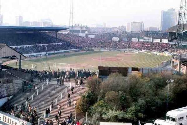 Stamford Bridge in the eighties