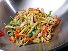 Rijst met groente en thaise kruiden