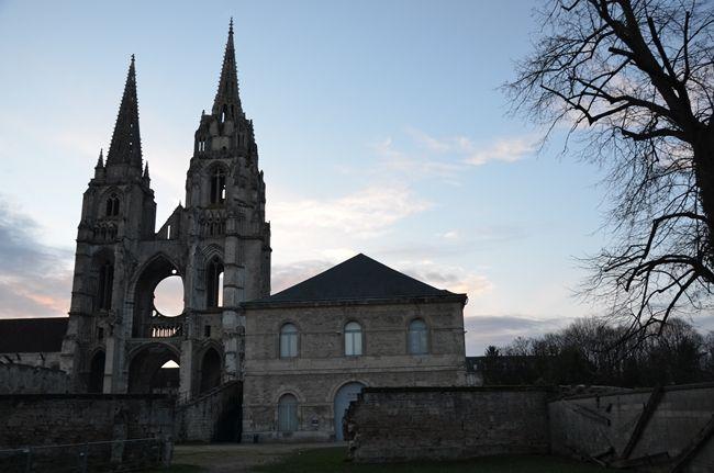 Soissons in Picardie  www.arttrip.it/soissons-morte-di-unabbazia/